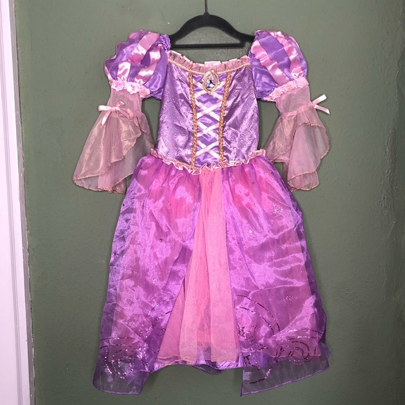 Disney Other - Disney Store Rapunzel Costume Size 4
